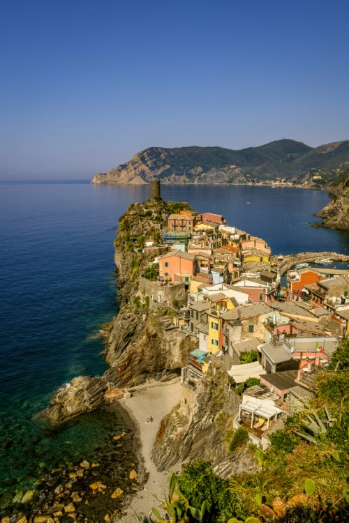 If you're looking for a travel destination in Northern Italy away from all of the typical tourist spots, then The Cinque Terre (Five Lands) may be just what you're looking for.