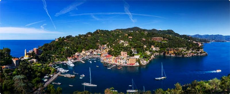 Once in Portofino walking could possibly be your smartest choice. The city is not large and the majority of hotels and beaches really are a short walk from the harbor.